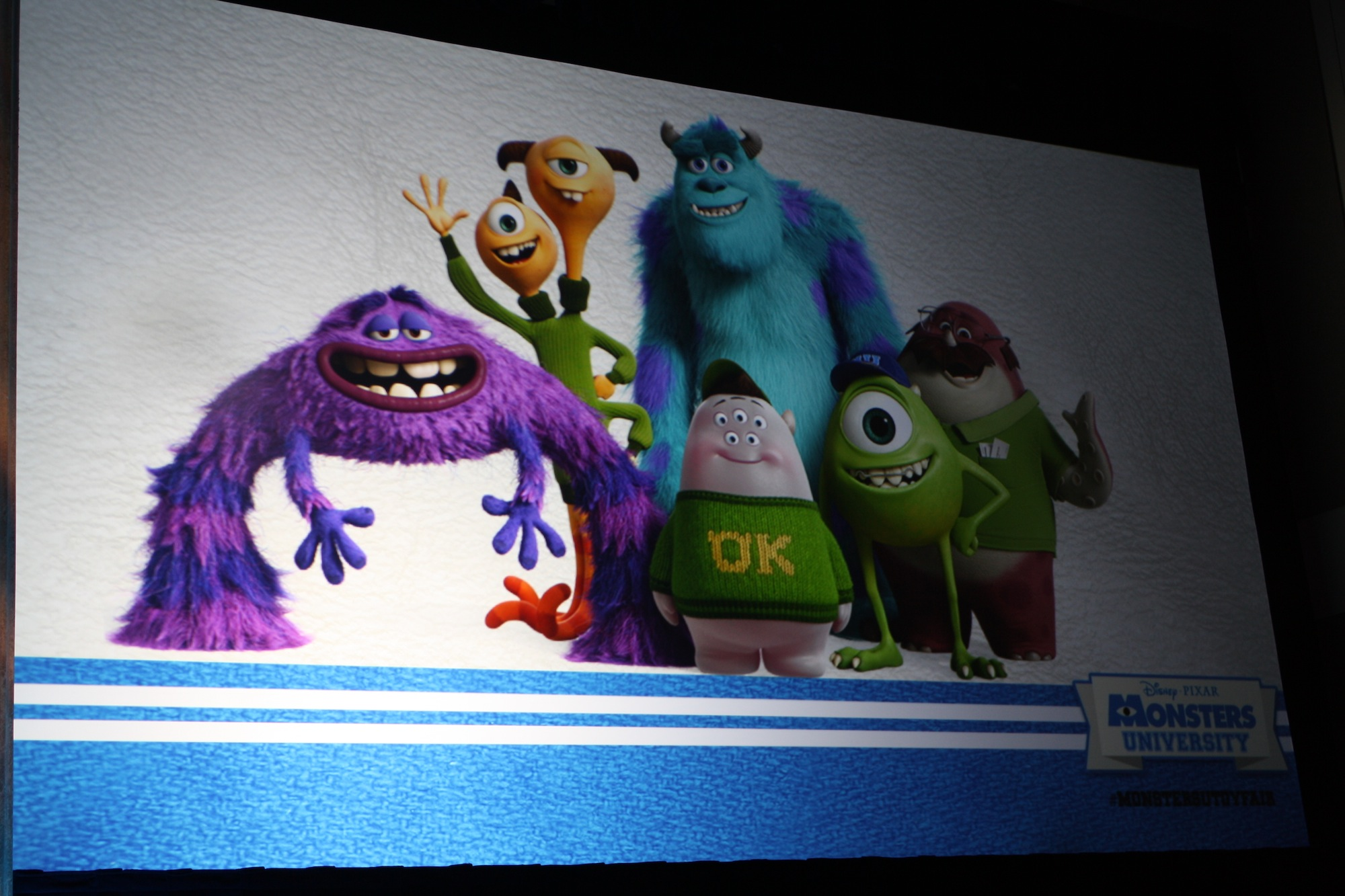 New 'Monsters University' Characters Revealed, Sean Hayes and Charlie Day Join Cast