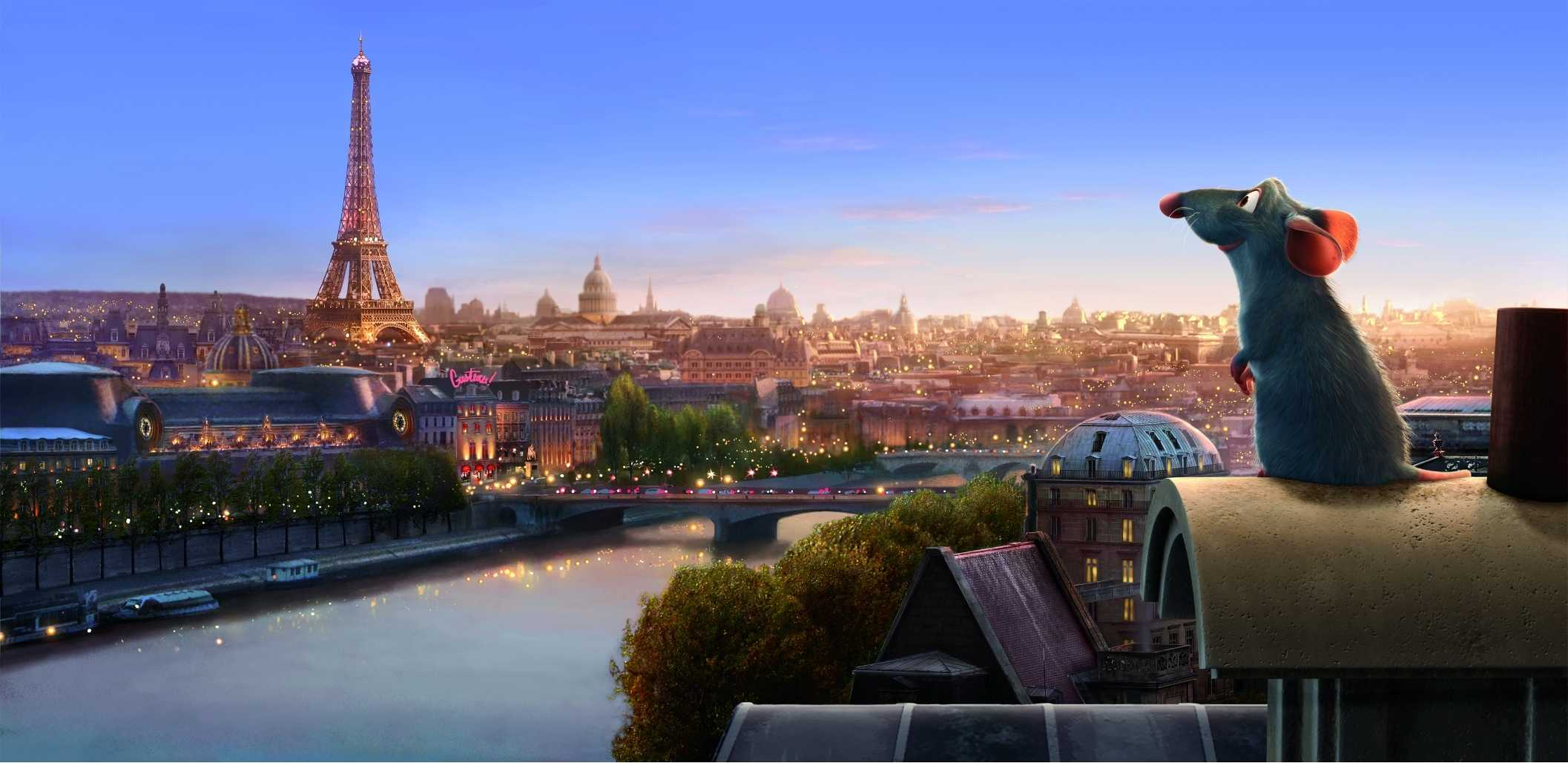 'Ratatouille' Attraction Heading To Disneyland Paris