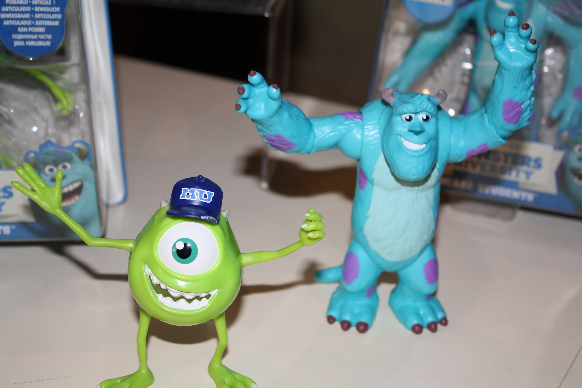 Preview: 'Monsters University' Toys