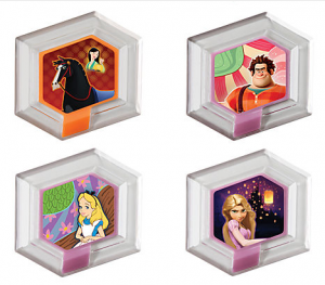 Disney Infinity Power Discs Series 1