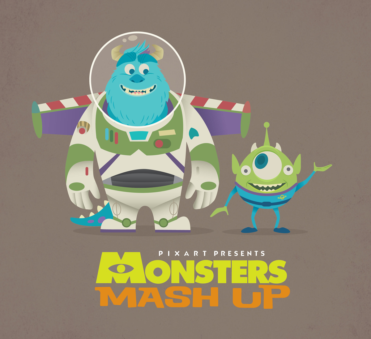 PixArt Call To Artists: Monsters Mash-Up