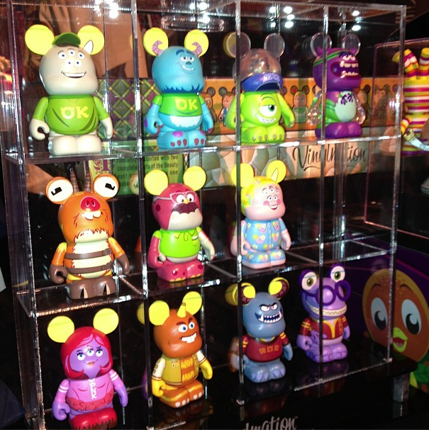 Preview: 'Monsters University' Vinylmation