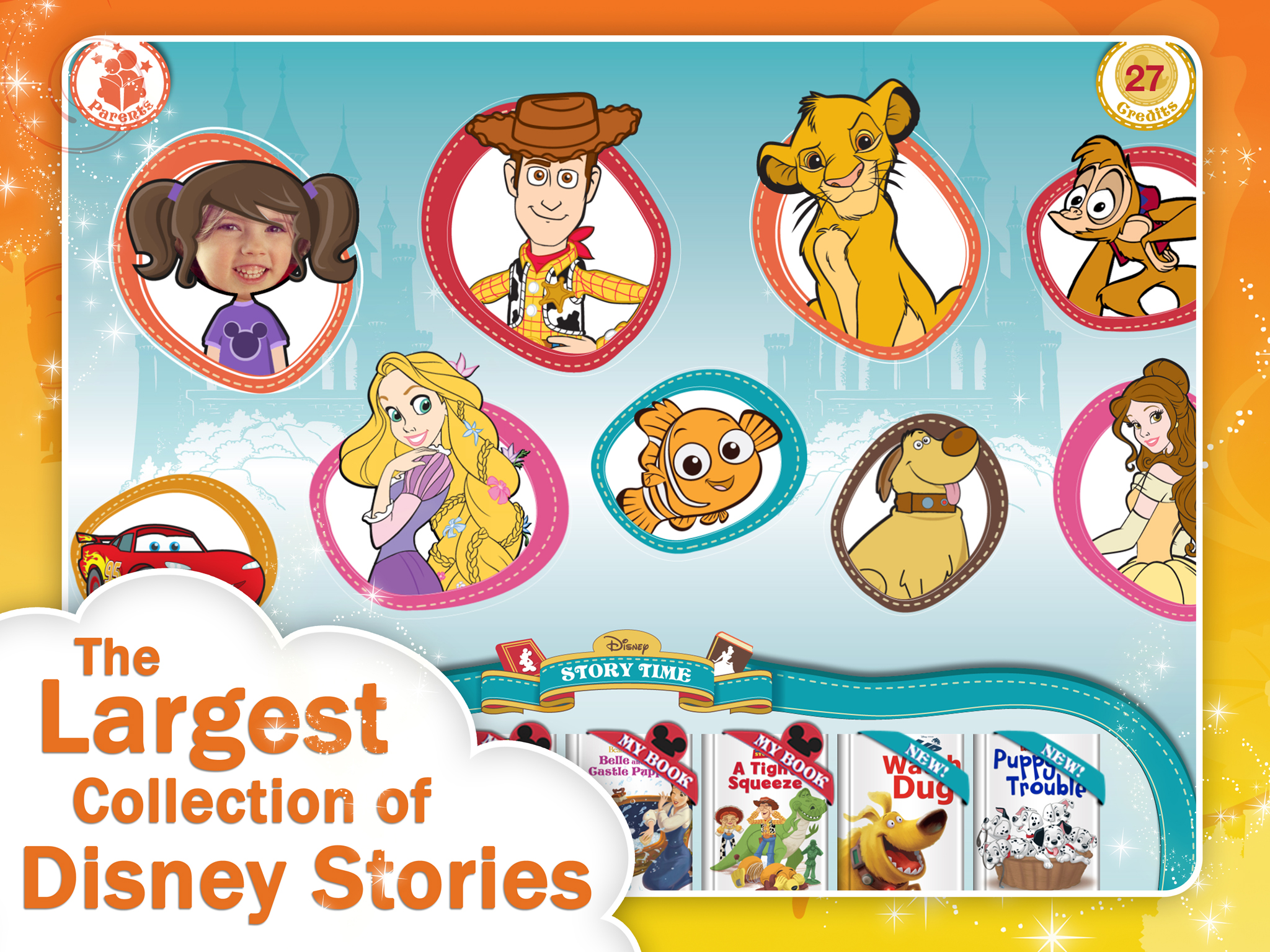 App Review: Disney Storytime For iOS
