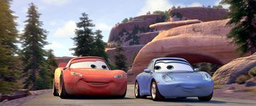 The Pixar Perspective on The Pixar Moment in 'Cars'