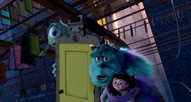 The Pixar Perspective on The Pixar Moment in 'Monsters, Inc.'