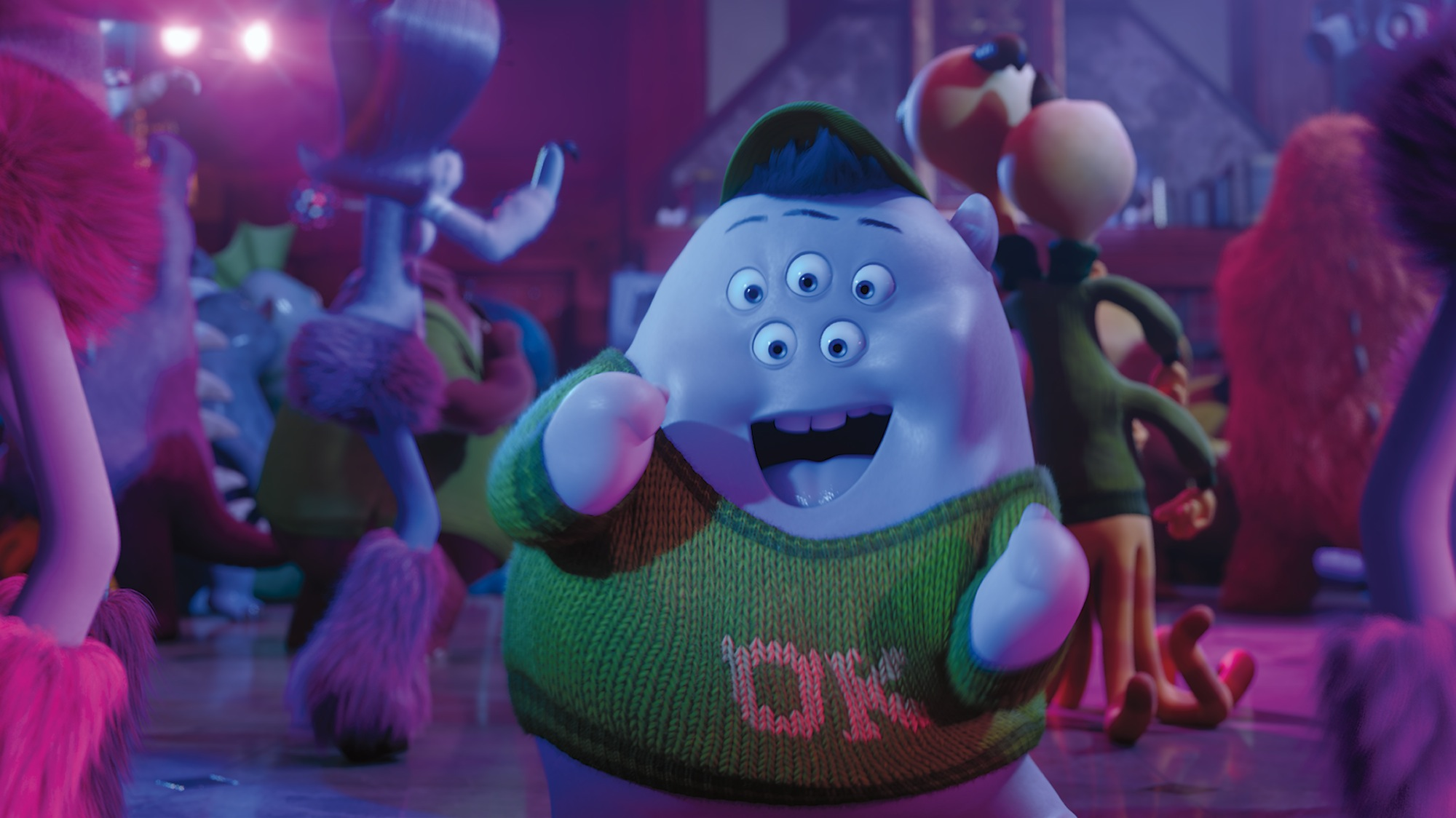 D23 Expo: 'Monsters University' Short Announced, Will Be Attached To 'The Good Dinosaur'