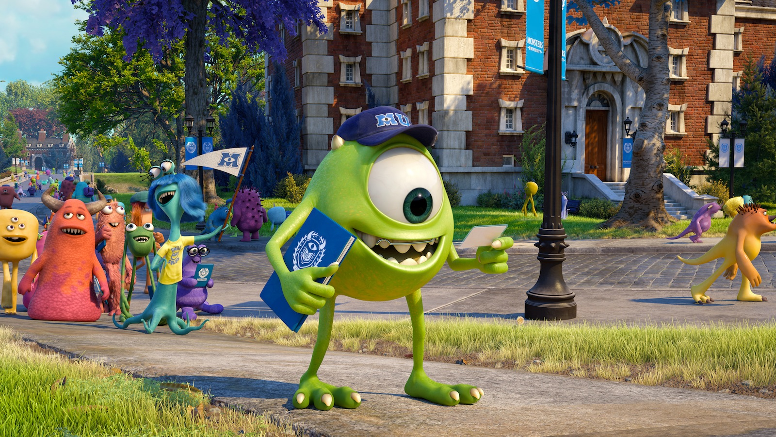 'Monsters University' Opens Big With $82 Million (Updated)