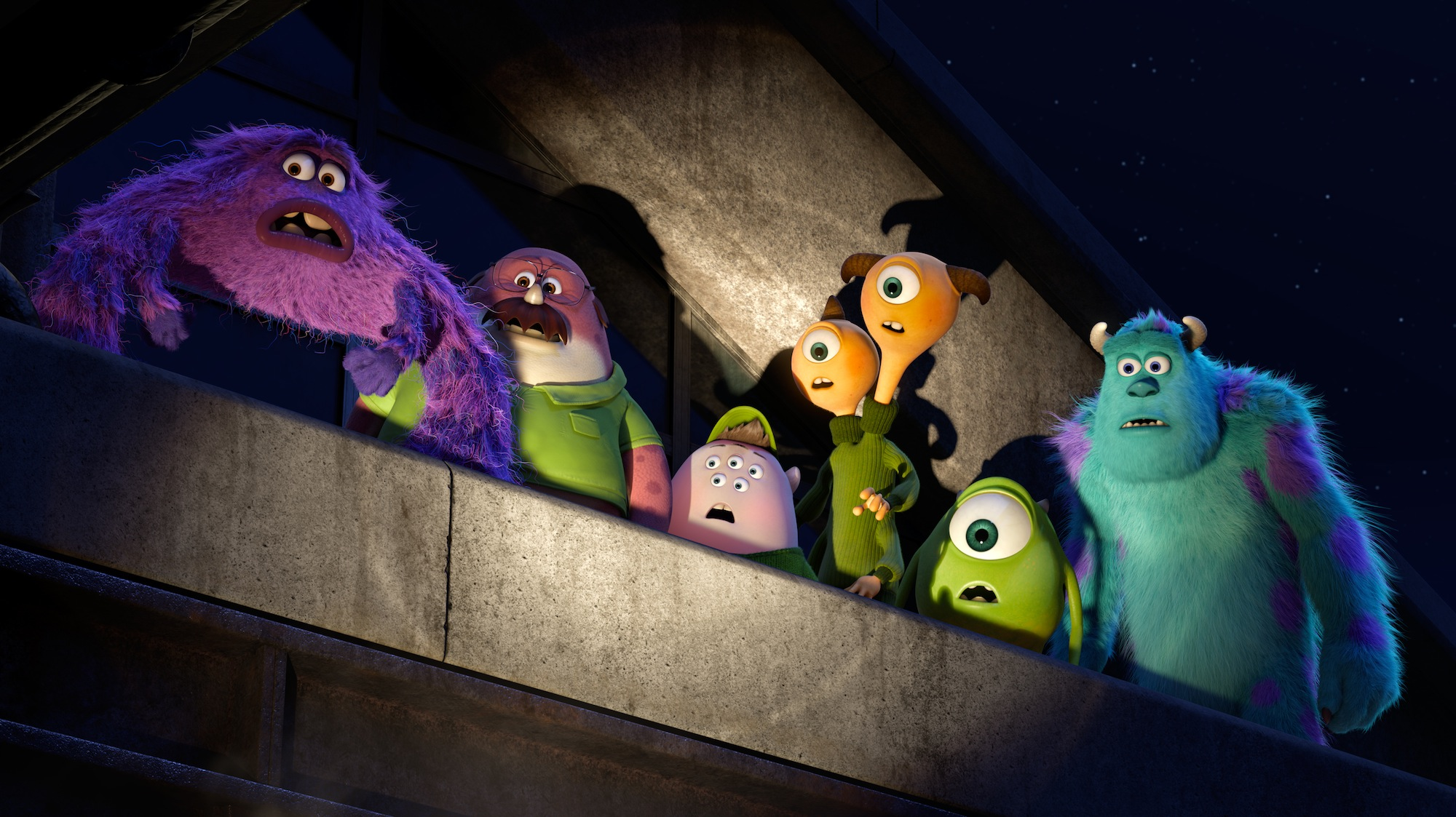 The Pixar Perspective on 2013 and Beyond