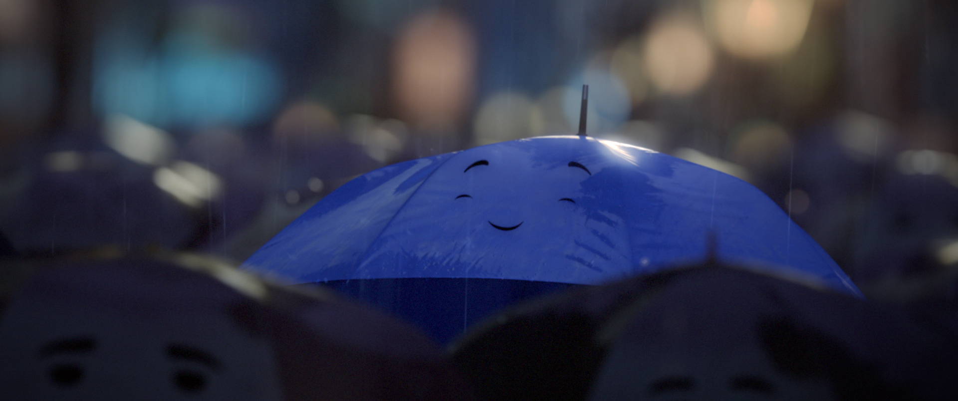 Five Things I Learned About 'The Blue Umbrella' From Director Saschka Unseld (Exclusive Image)