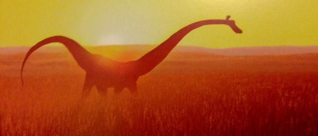 More 'The Good Dinosaur' Story Details Revealed?