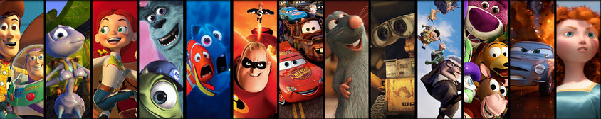 Watch: A Four-Minute Tribute To 13 Pixar Films