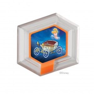 Drive Cinderella's Carriage in the Toy Box