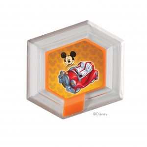 Drive Mickey's Jalopy in the Toy Box