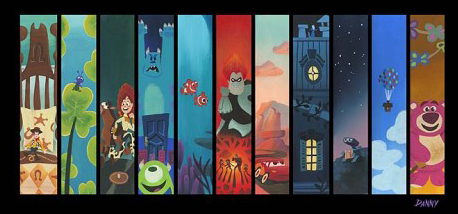 Get Feedback On Your Work From Pixar's Daniel Arriaga