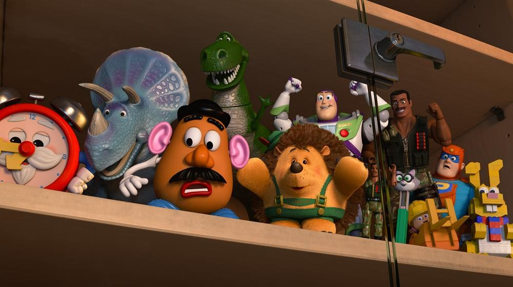 Five New 'Toy Story of Terror' Images Showcase Jessie, Buzz, Woody, Combat Carl, Mr. Pricklepants