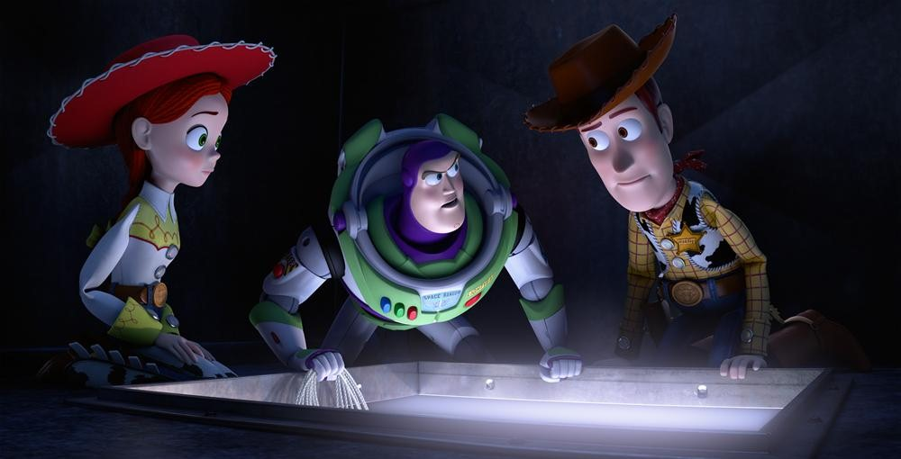 Watch: Behind-The-Scenes Of 'Toy Story Of Terror'