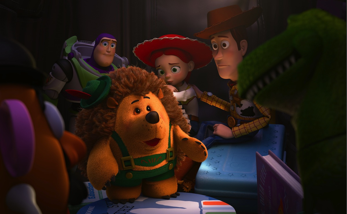 Over 10 Million Watched 'Toy Story of Terror' Last Night