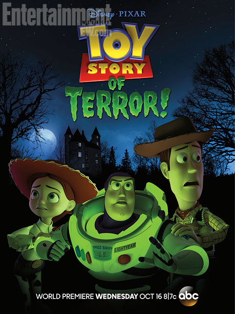 New 'Toy Story of Terror' Poster Released