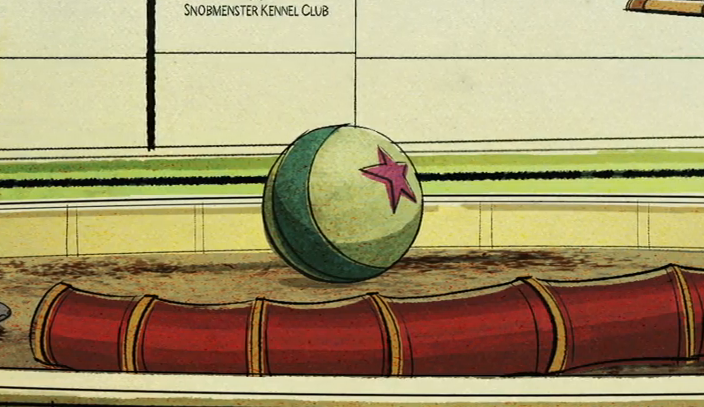 Easter Egg: Pixar Ball Found In Mickey Mouse Short