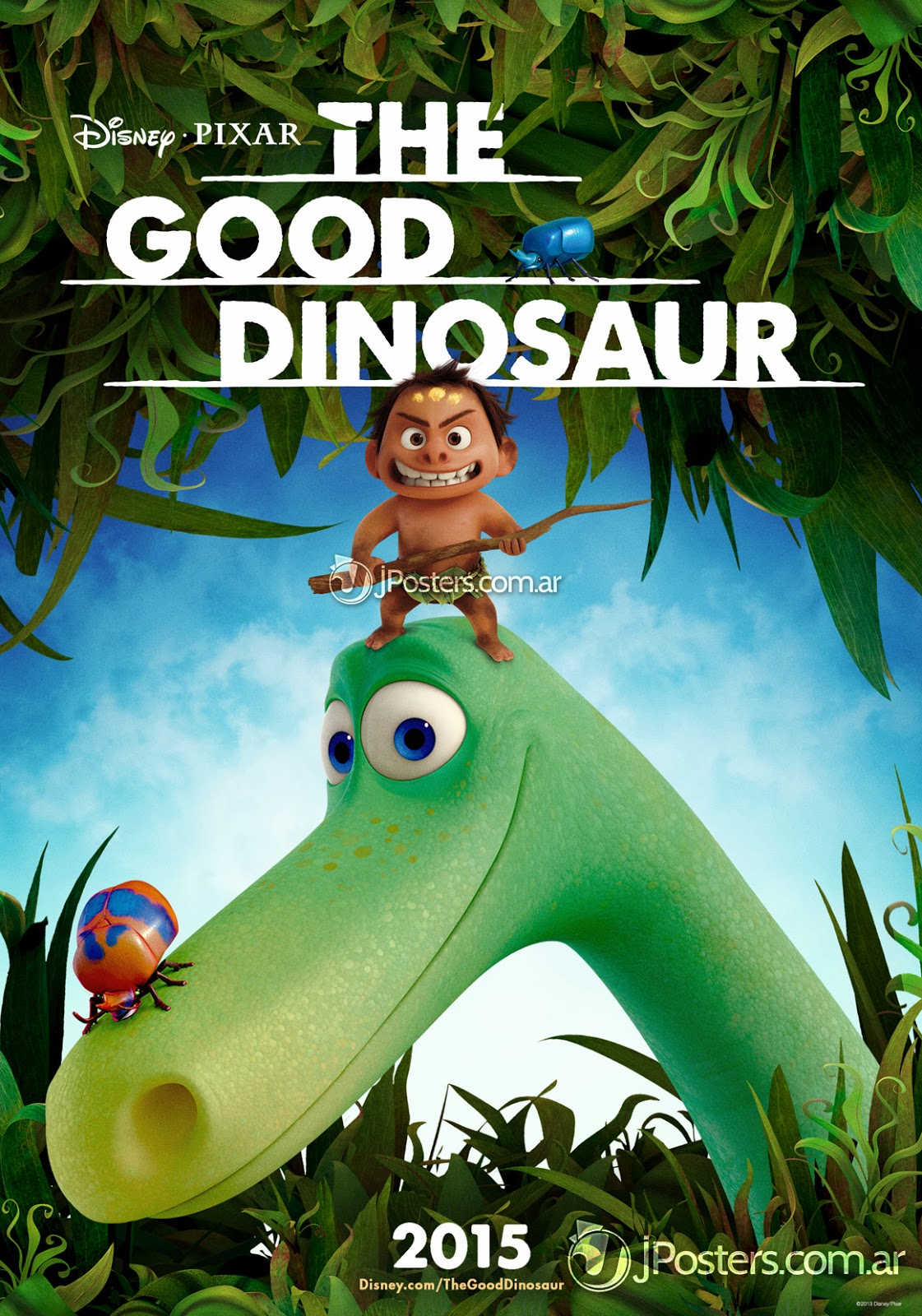 Confirmed: 'The Good Dinosaur' Poster Was Not Released By Disney/Pixar