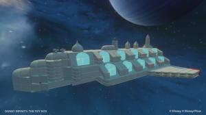 Disney Infinity Toy Box - Capture Zurg