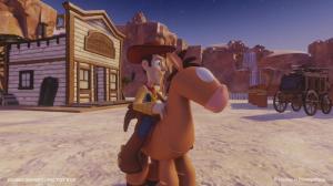 Disney Infinity Toy Box - Woodys Roundup 2