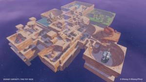 Disney Infinity Toy Box - Woodys Roundup