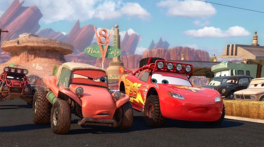 First Look: New 'Cars' Short Reunites The Film's Entire Cast