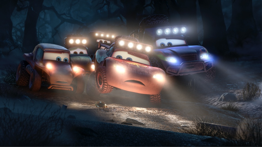 Watch New 'Cars' Short 'Radiator Springs 500 1/2' Online For Free