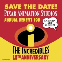Tour Pixar This May Through Cartoon Art Museum Benefit