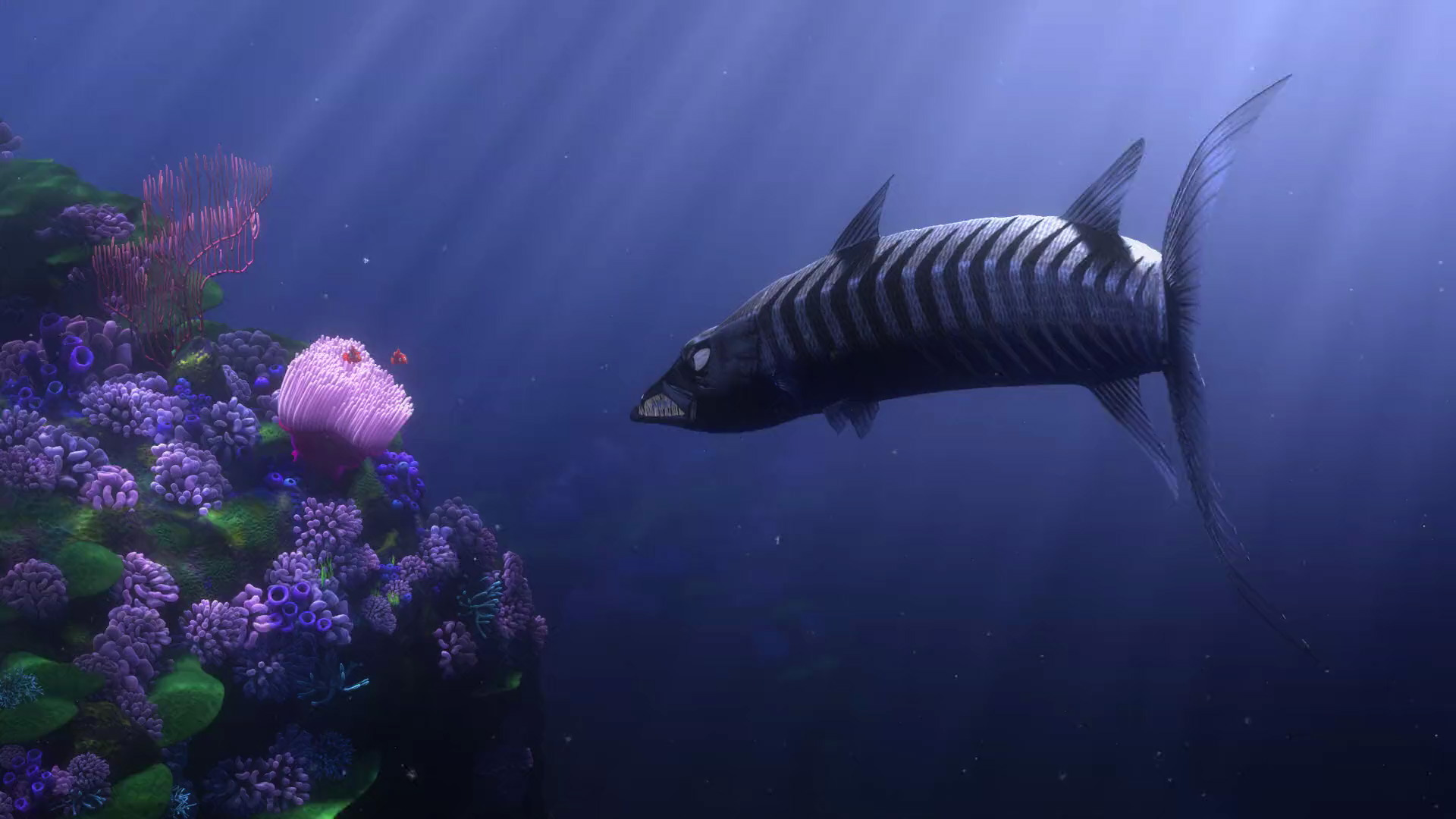 The Pixar Perspective on The Pixar Moment in 'Finding Nemo'