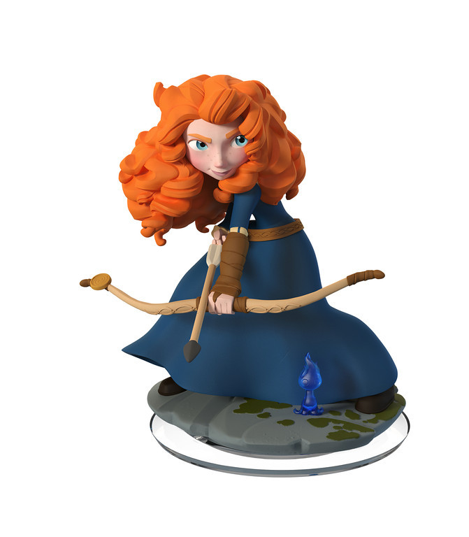 Merida and Maleficent Join Disney Infinity 2.0