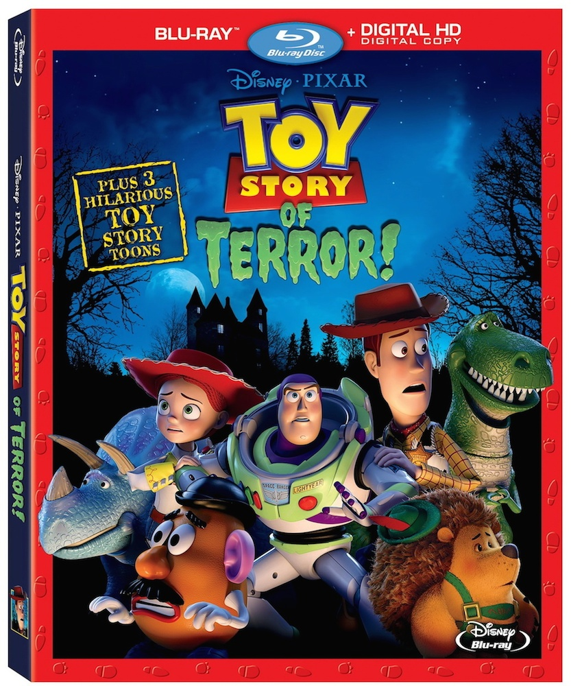 'Toy Story of Terror' Hits Blu-ray/DVD On August 19 [Updated]