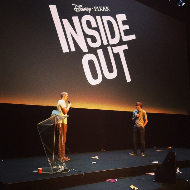 Annecy 2014: Pixar Previews 'Inside Out' (In-Depth Report)