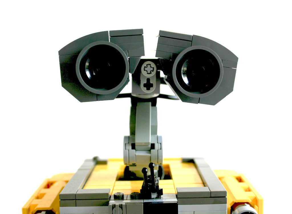Help Make LEGO WALL-E A Reality