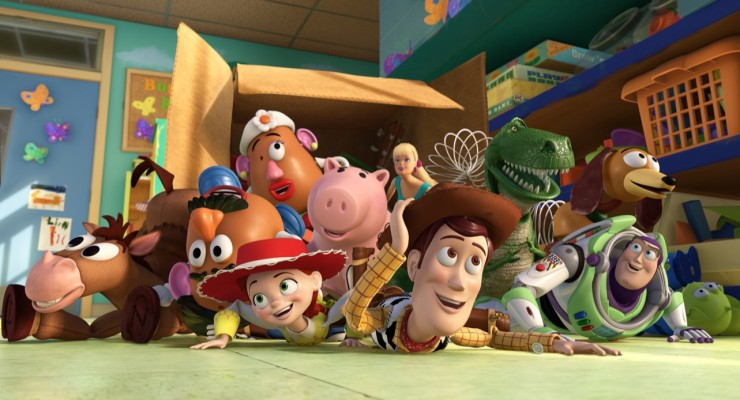 'Toy Story 4' To Be A Love Story, More Details