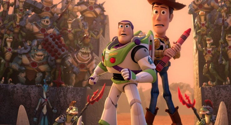 Preview 'Toy Story That Time Forgot' With 15 Images