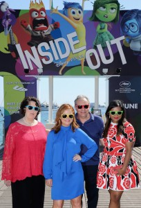 """""""Inside Out"""" Photocall - The 68th Annual Cannes Film Festival"""