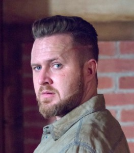 """AJ BUCKLEY (TNT's """"Murder in the First,"""" FX's """"Justified"""") voices a T-Rex called Nash."""