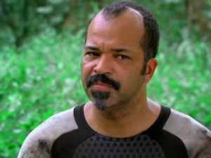 """JEFFREY WRIGHT (""""The Hunger Games: Mockingjay"""" - parts I & II, HBO's """"Boardwalk Empire"""") was tapped as the voice of Poppa, Arlo's father."""