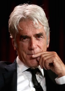 """SAM ELLIOTT (FX's """"Justified,"""" """"I'll See You In My Dreams,"""" """"Grandma"""") was called on as the voice of a tough T-Rex named Butch."""