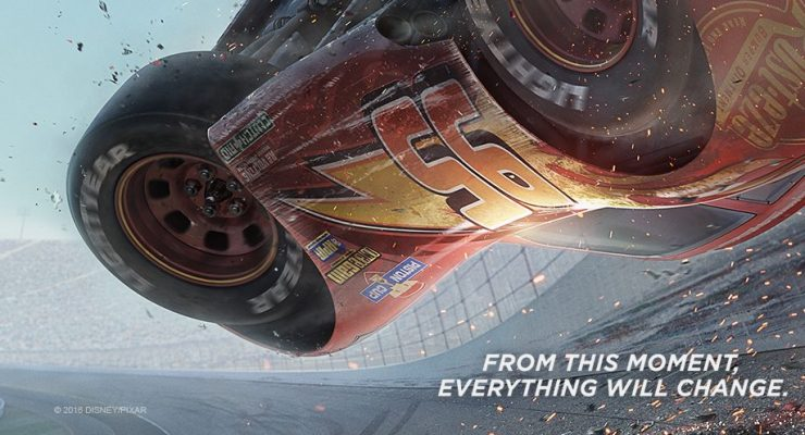 Take A Peek At New 'Cars 3' Concept Art