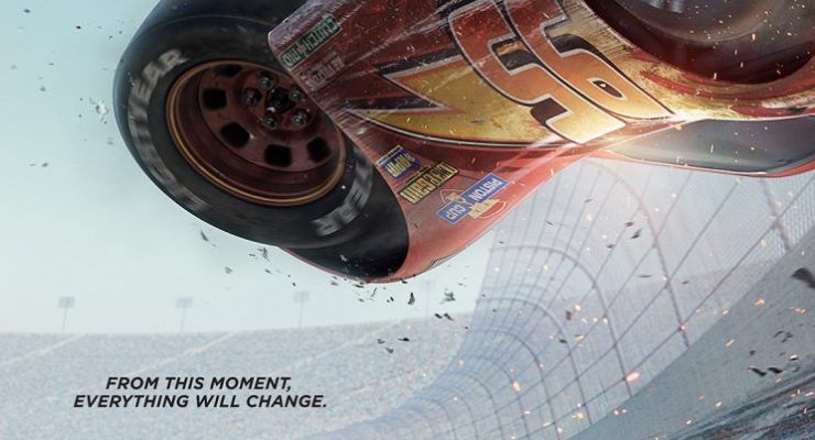 'Cars 3' Teaser Was The Most Watched Trailer Last Week