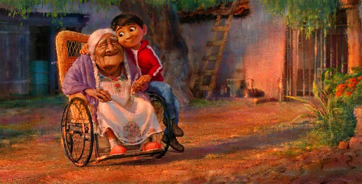 More 'Coco' Concept Art, Cast, And Story Revealed