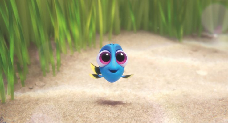 'Finding Dory' Now Available On Netflix