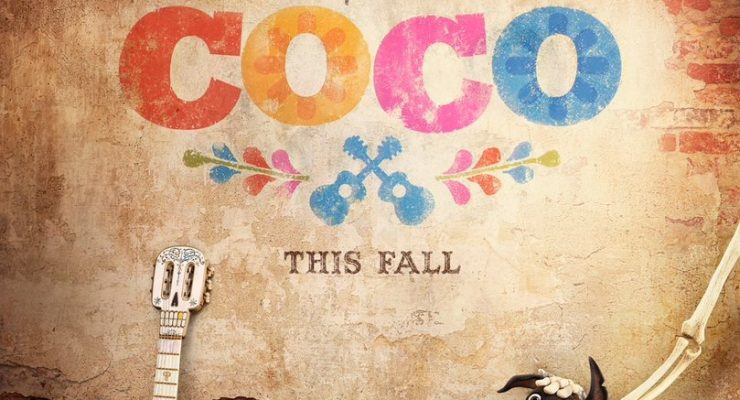 Watch: 'Coco' Teaser Trailer Gives Us A First Look At The Gorgeous Film