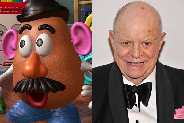 Legendary Don Rickles, Voice Behind Mr. Potato Head, Has Died