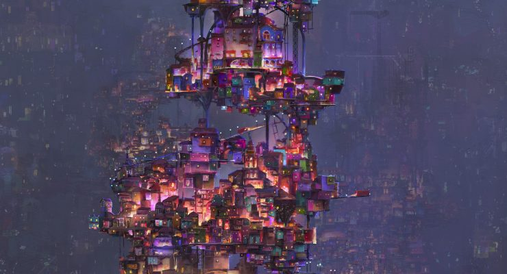 One Shot In 'Coco' Has 7 Million Lights – How Pixar Made It Happen