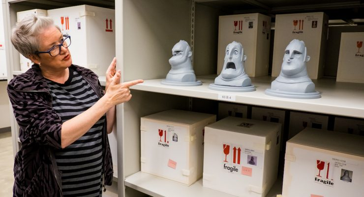 I Toured Pixar's Secret Archives And It Was 'Incredible'