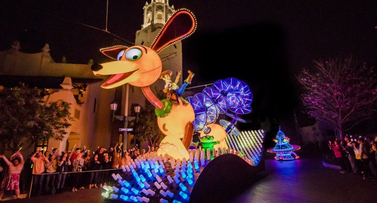 Watch: Learn How Pixar and Disney Collaborate To Create A Massive Pixar Celebration At Disneyland